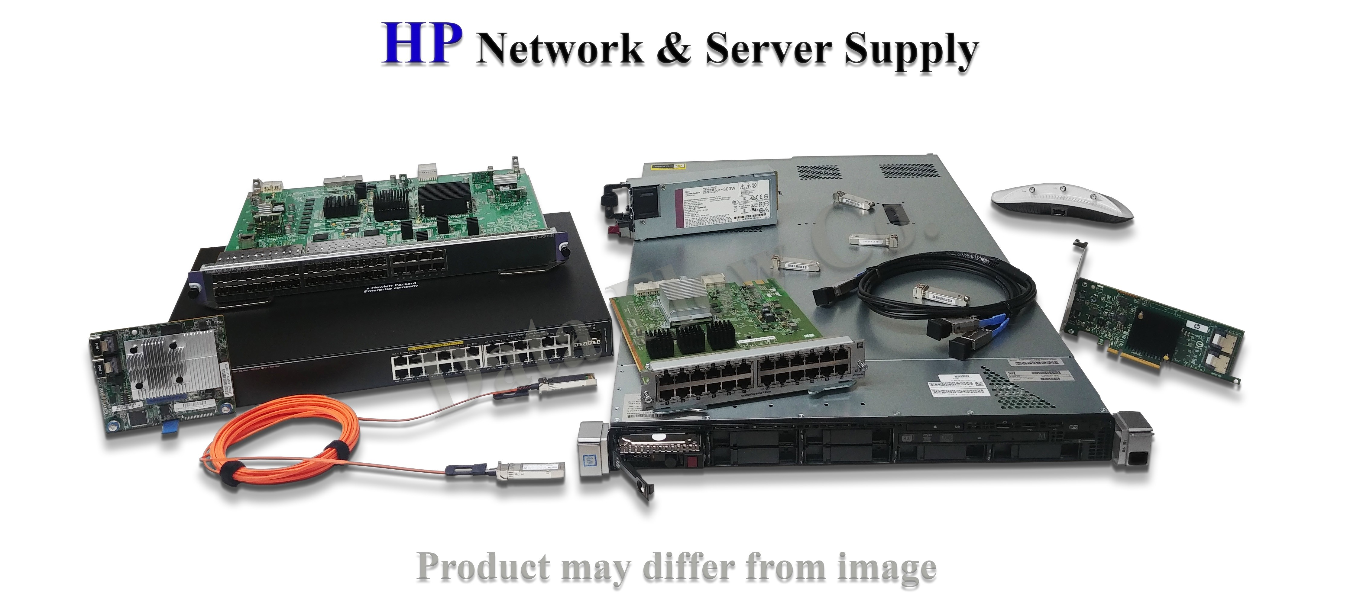 Hp 487655-B21 10GbE SFP+ 3m Dac 10ft Network Cable