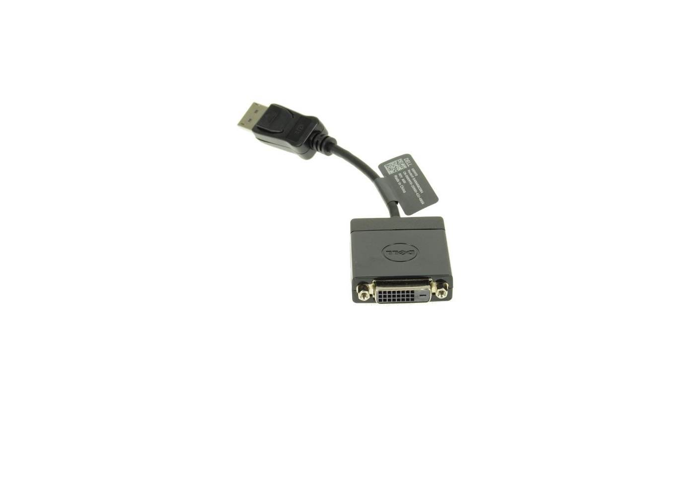 Dell 330-6486 DisplayPort To DVI Adapter 469-4036