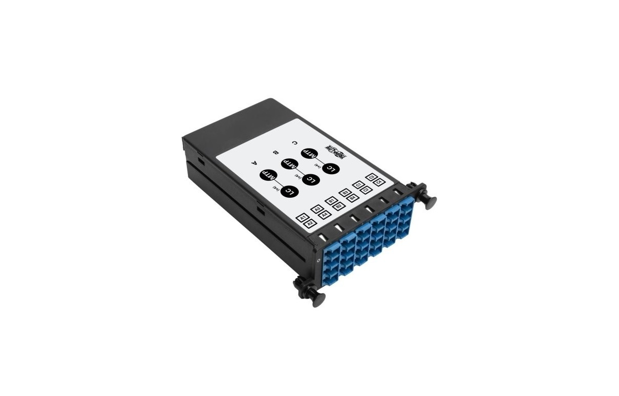 Tripp Lite 40/100GB To 10GB Breakout Cassette MTP/MPO To LC For N482 Chassis N482-3M8L12S