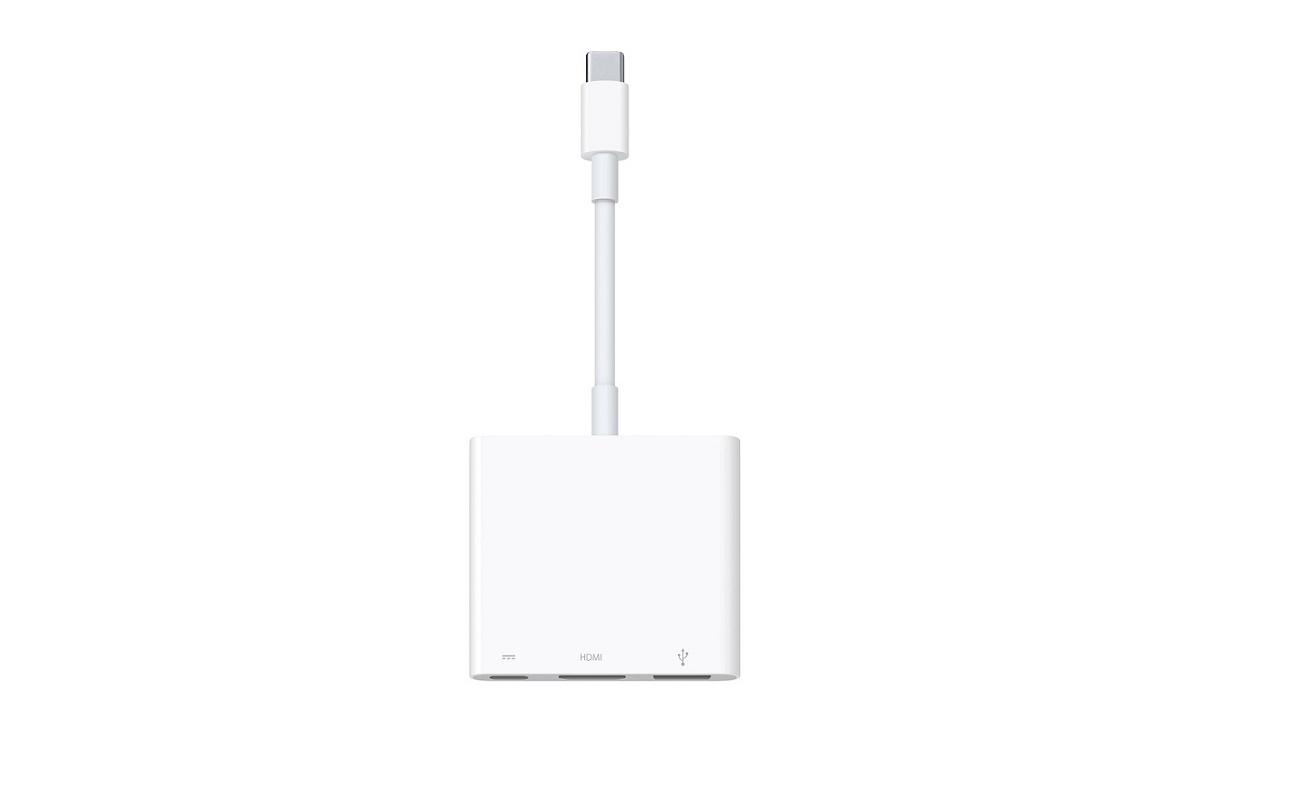 Apple USB Type-C Digital AV MultiPort Adapter MUF82AM/A
