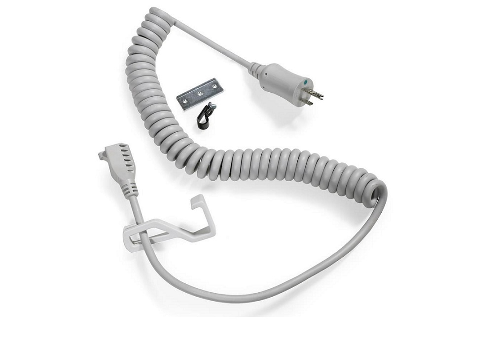 Ergotron 97-464 Coiled Extension Cord Accessory Kit