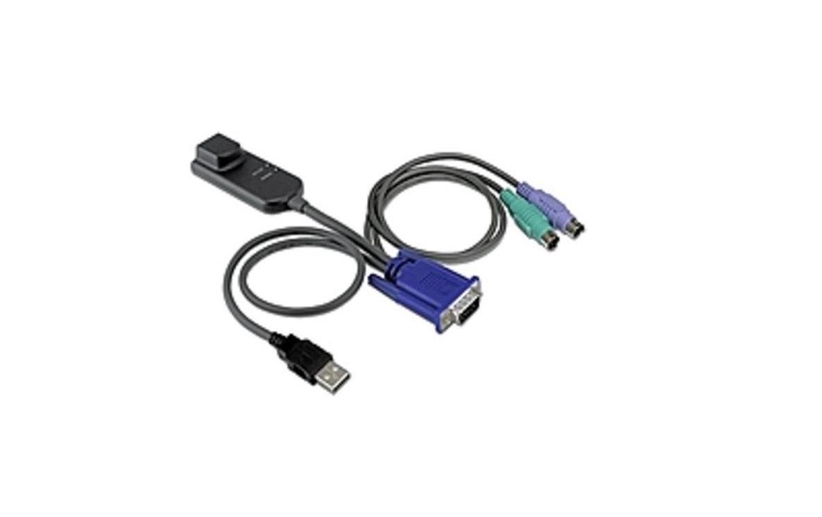 Avocent Dell RJ45 Vga Usb (PS/2) Male Kvm Cable DDSAVIQ-PS2M