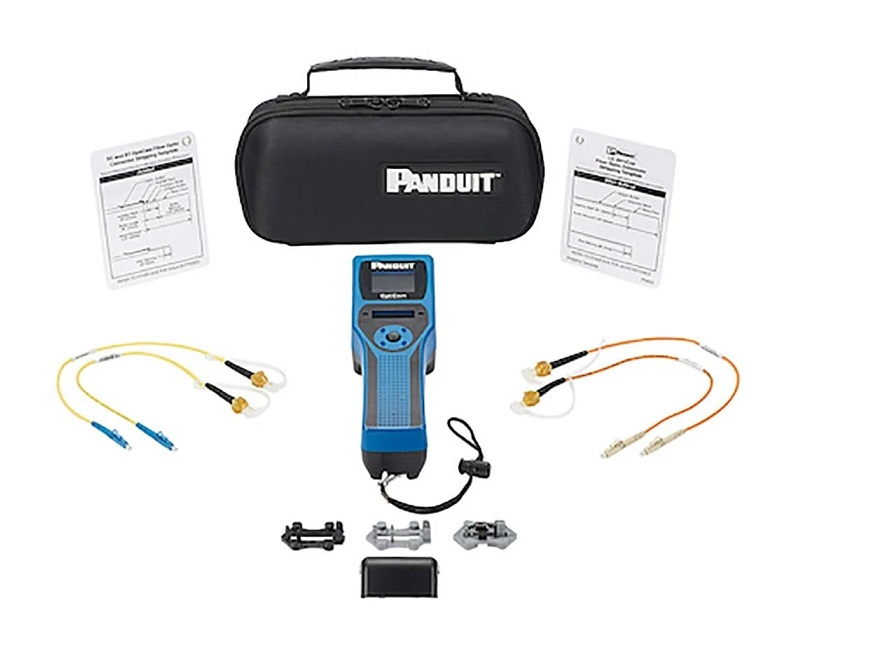 Panduit Opticam 2 Basic Kit Fiber Optic Termination Tool Kit FOCTT2-KIT