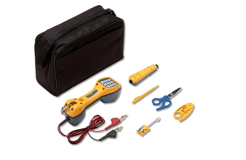 Fluke Electrical Contractor Telecom With TS30 Test Set 11290000