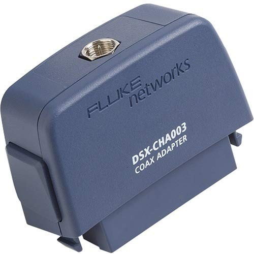 Fluke Networks Single Dsx Series Coaxial Adapter Only DSX-CHA003