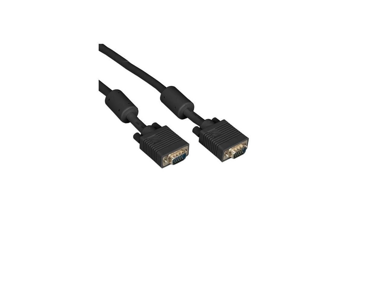 Black Box Vga Video Cable With Ferrite Core 100ft EVNPS06B-0100mm EVNPS06B-0100mm