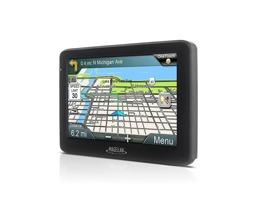 Magellan Roadmate 5630T-LM 5.0 GPS System Preloaded Maps US Canada Puerto Rico RM5630SGLUC Updates Lifetime