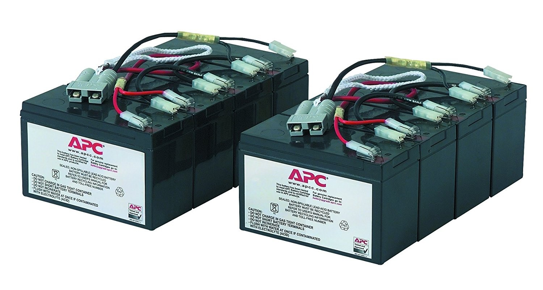 APC Cartridge # 12 UPS Replacement Battery RBC12