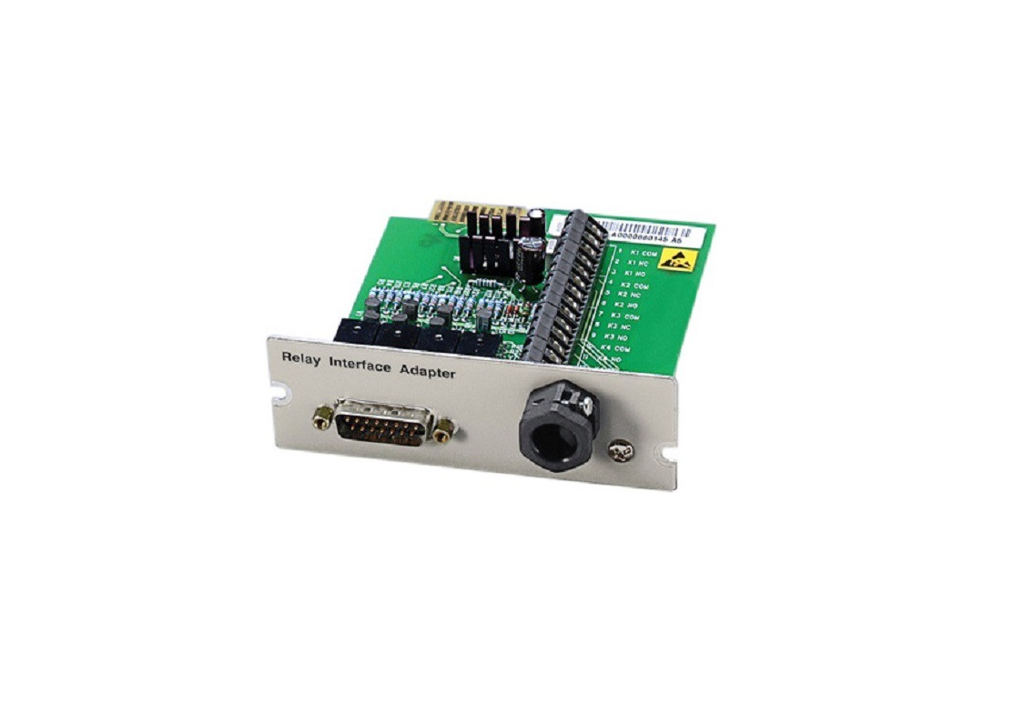 Eaton 1018460 X-Slot Relay Card For 9155 9390 Power Xpert 9395/9395P