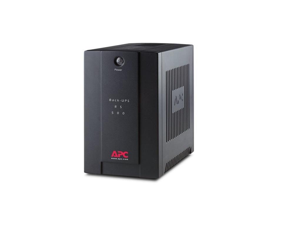 APC Back-UPS 300Watts 500VA 230V Line-interactive External UPS BR500CI-AS
