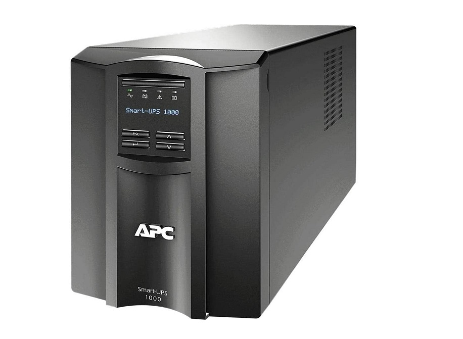 APC SMT1000I 1000VA 700W 230V LCD Smart-UPS SMT1000I