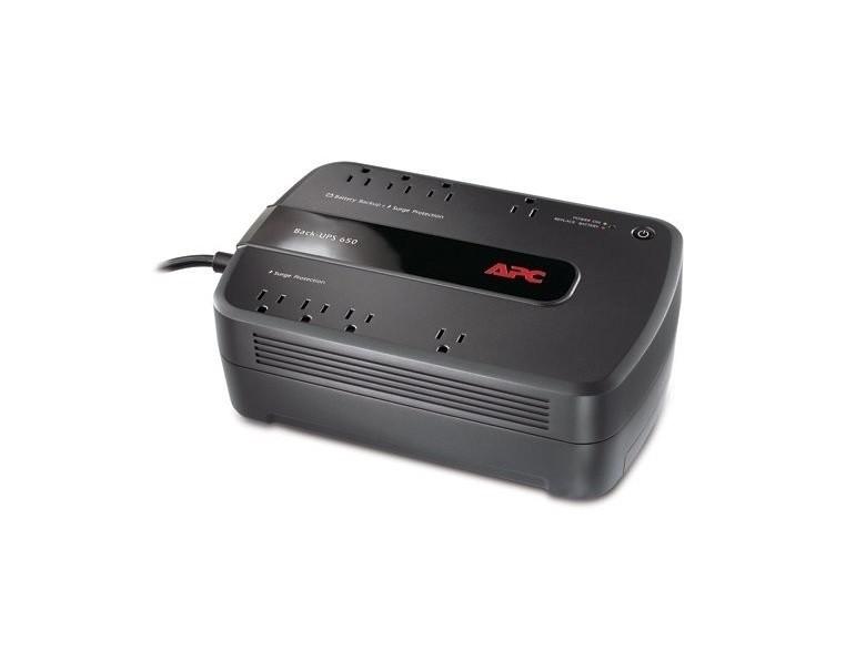 APC BE650G1 Back-UPS 650VA UPS 120V Battery Backup System BE650G1