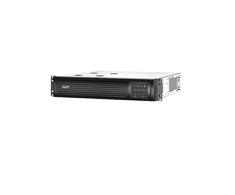 APC SMT1500RMI2U Smart-UPS 1500VA 230V Rack-mountable 2U UPS SMT1500RMI2U