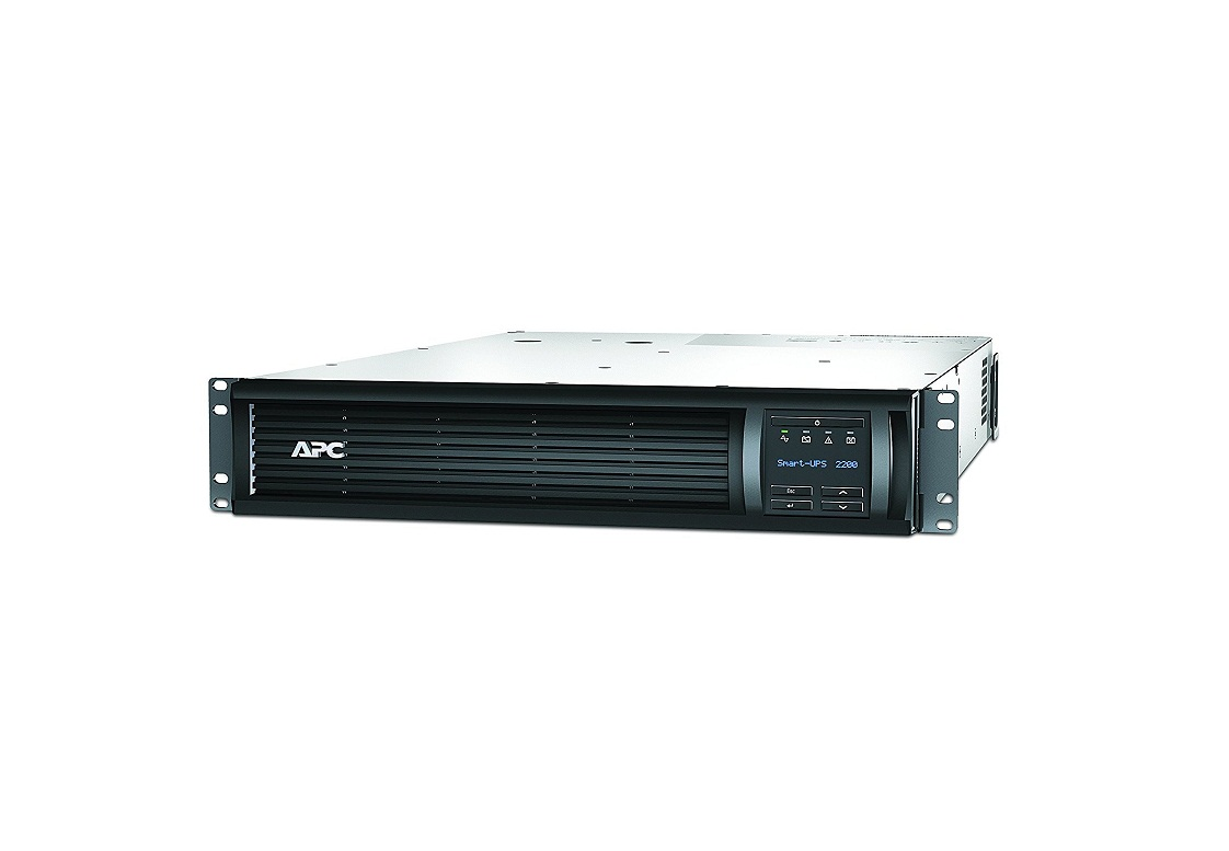 APC Smart-UPS 2200VA 2U Rack-mountable 230V UPS SMT2200RMI2U