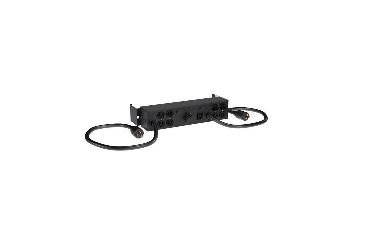 Liebert Micropod Bypass Switch AC 120 V 8-out Connector MP2-115A
