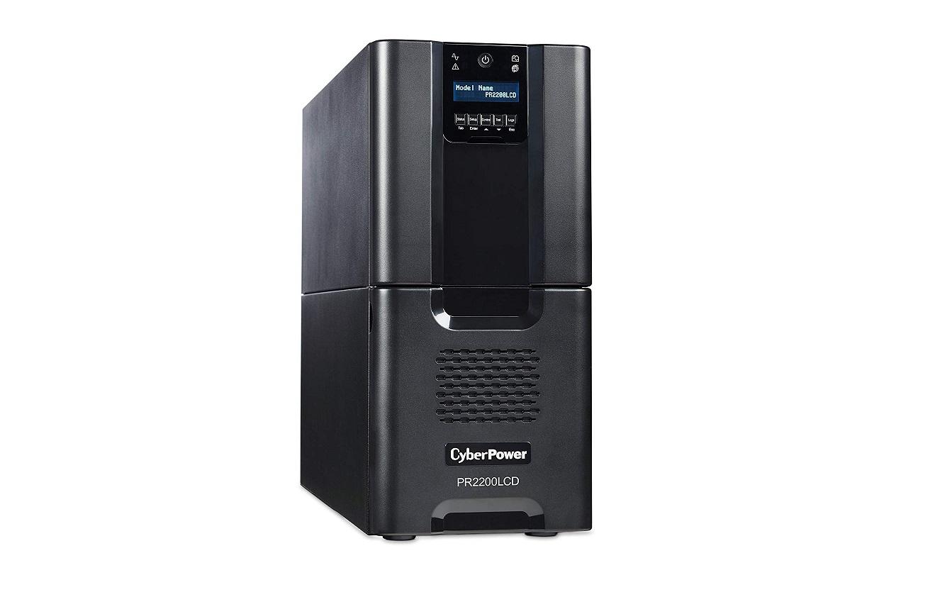 Cyberpower PR2200LCD 2200VA 1980W 8x5-15R 2x5-20R UPS PR2200LCD