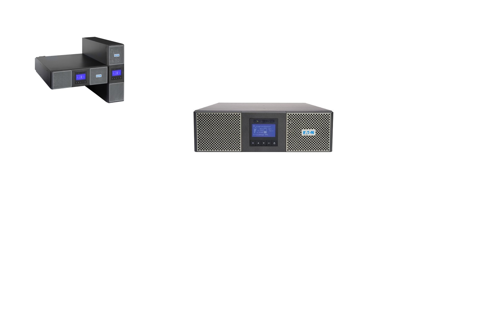 Eaton Power Quality 9PX 6kVA 5.4kW 200-240V Double-Conversion OnLine Rack Mountable Tower UPS 9PX6K