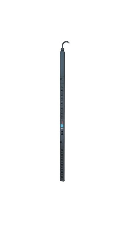 APC Power Distribution Unit PDU 100-120V 30A 24X5-20R ZeroU rack-mountable AP8832