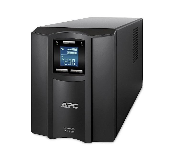 APC Smart-UPS C 1500VA 900W LCD 230V Line-interactive UPS SMC1500I