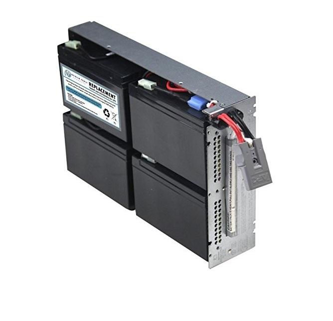 Ereplacements UPS Battery Compatible Unit For APC RBC132 SLA132-ER