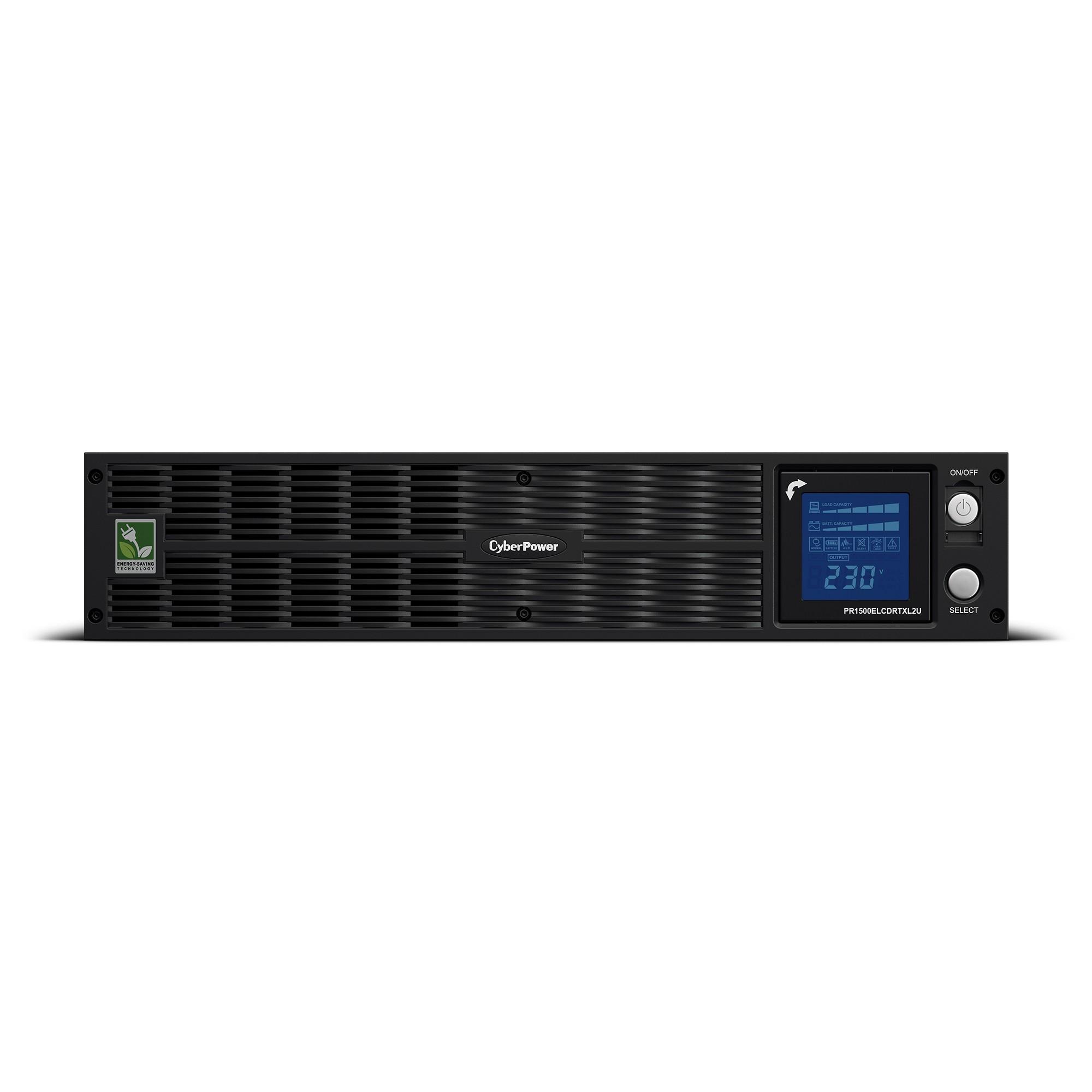 Cyberpower PR1500ELCDRTXL2U 1500VA 10xIEC320 C13 220V UPS