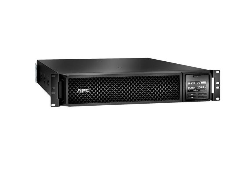 Schneider APC Smart-UPS SRT 3000VA RM 208V 2U Rack-Mountable UPS SRT3000RMXLT