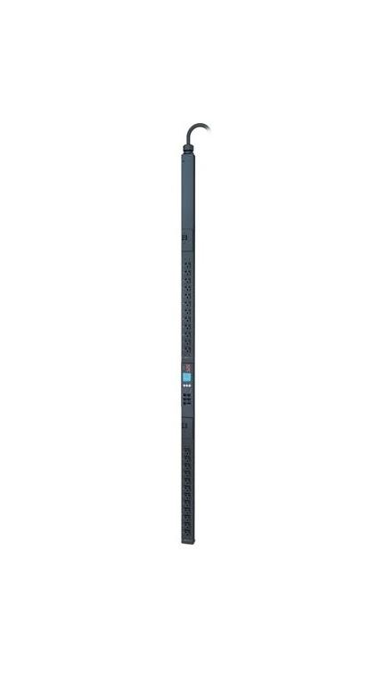 Schneider Electric APC AP8832 Power Distribution Unit PDU 100-120V 30A 24X5-20R ZeroU rack-mountable