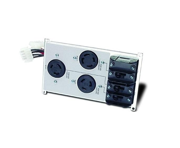 Schneider APC Symmetra LX Power Distribution Panel SYAPD1