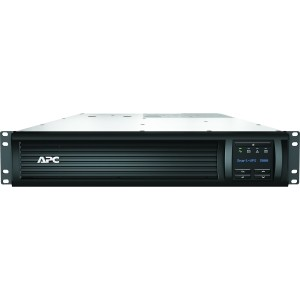 Schneider APC Smart-UPS 3000VA 2700Watts 120V 2U UPS Rack-mountable SMT3000RM2U
