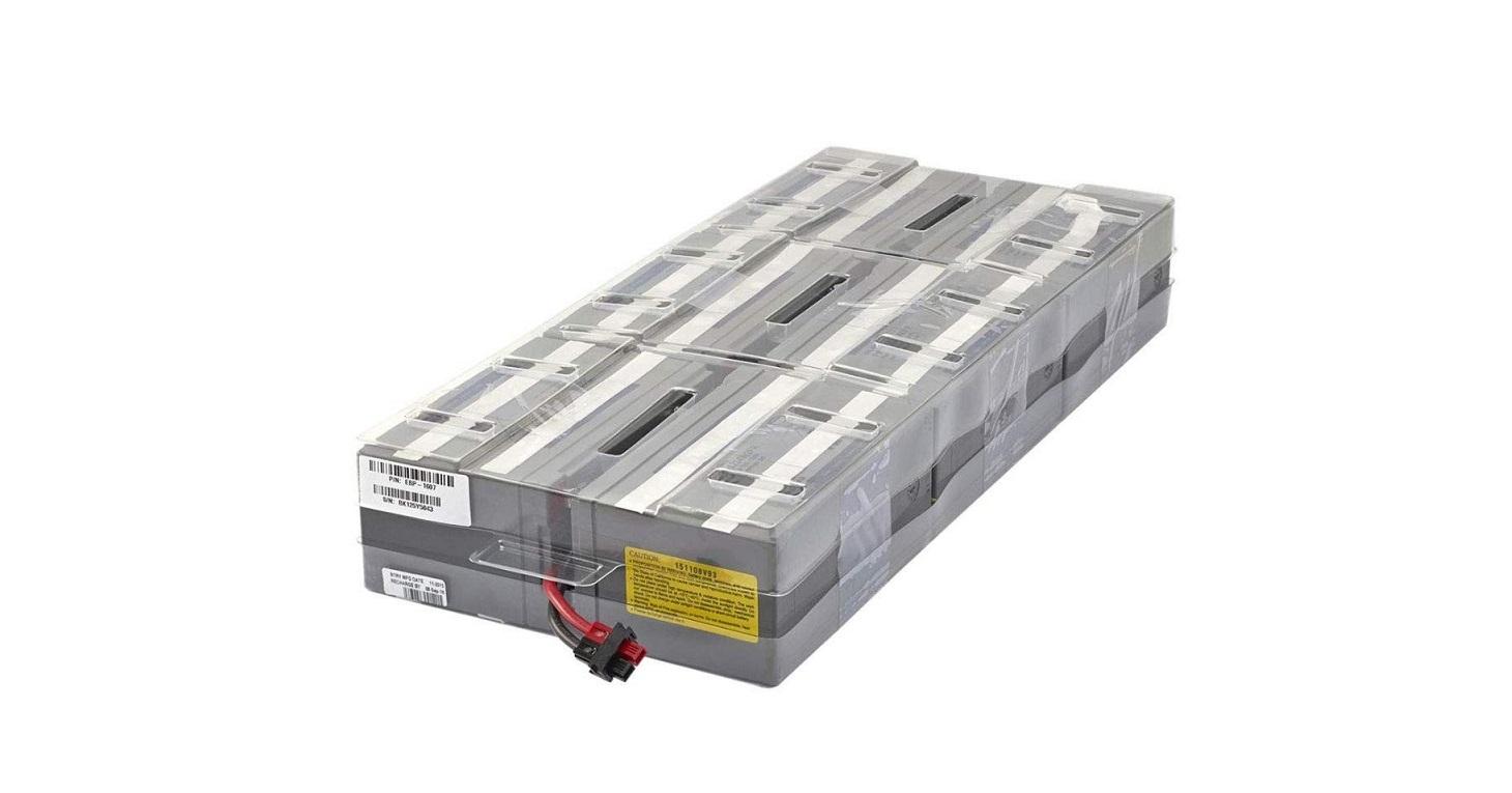 Eaton 9Ah 120V UPS Battery Pack For PW9130 EBP-1607