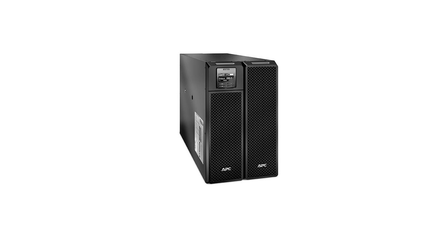 APC Smart-UPS SRT 10KW 10000VA 208V Rack Mountable UPS SRT10KXLT