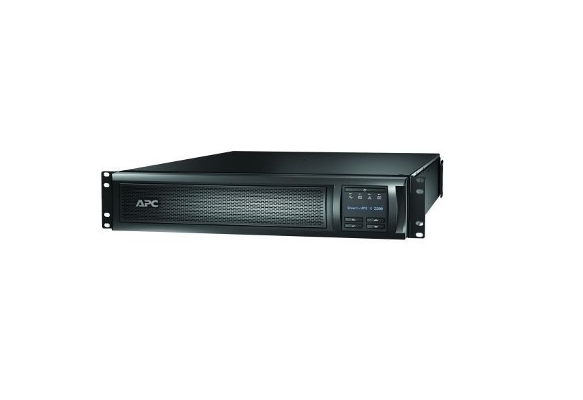 Schneider APC Smart-UPS X 2200VA LCD 200-240V With Network Card Rack Tower SMX2200R2HVNC