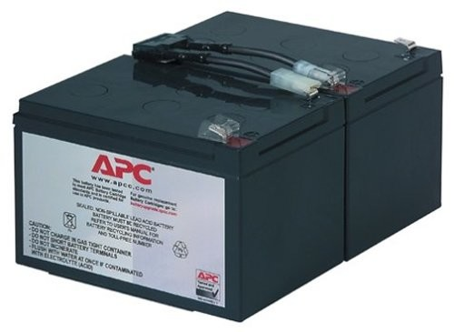 Schneider APC Replacement Battery Cartridge #6 For BP1000 SU1000 RBC6 No 6