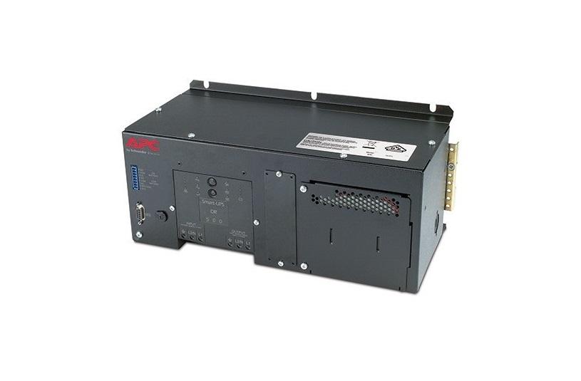 Schneider Electric APC DIN Rail Panel Mount UPS 500VA 230V Battery Slots Empty SUA500PDRI-H (No Battery)