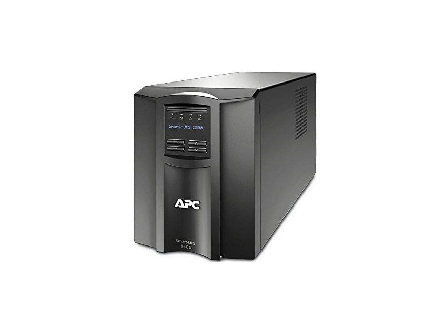APC Smart-UPS 1440VA 120V 1000W LCD UPS External System SMT1500US