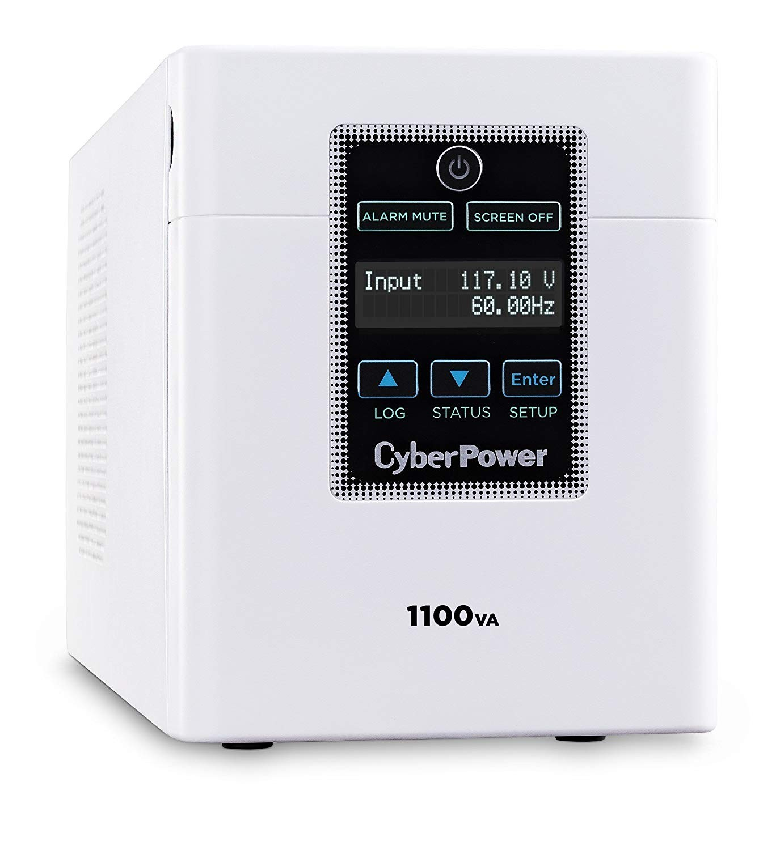 Cyberpower M1100XL 1100VA 880W 120V NEMA 5-15R X 6 UPS
