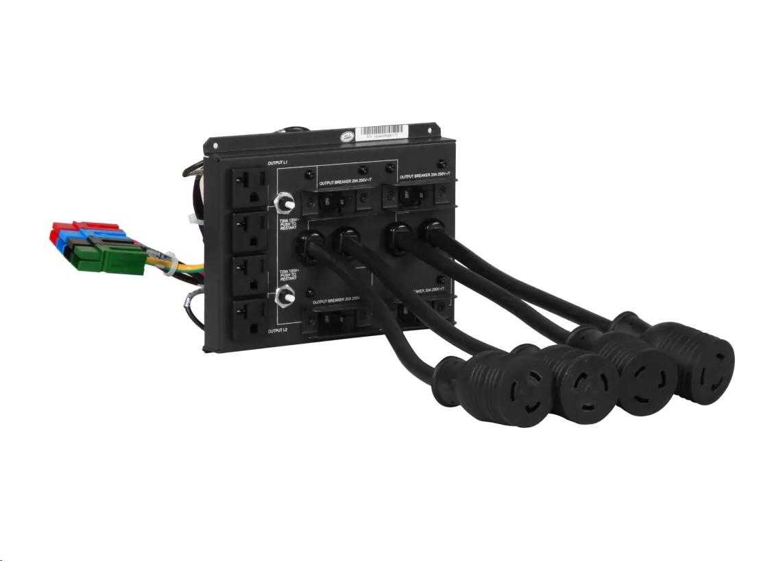 Vertiv Liebert PD2-102 GXT4 8-10kVA RT208 Ups Power Output Distribution Unit