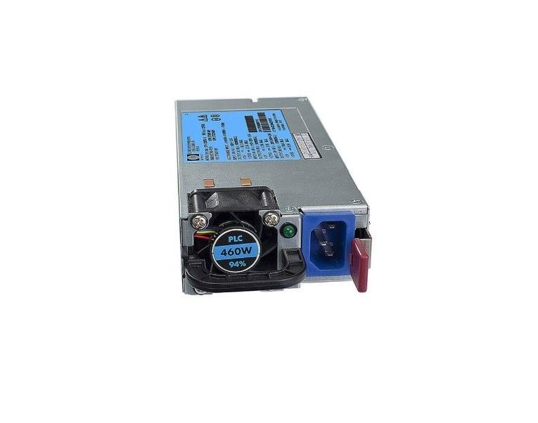 460W HP 503296-B21 Power Supply Hot Plug For HP ProLiant G7 DL320 DL360 DL380 DL385 503296-B21