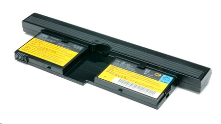Lenovo ThinkPad X41 14.4V 4.5 Amp/Hr Tablet 8-Cell Li-Ion Battery 73P5168 42T4610