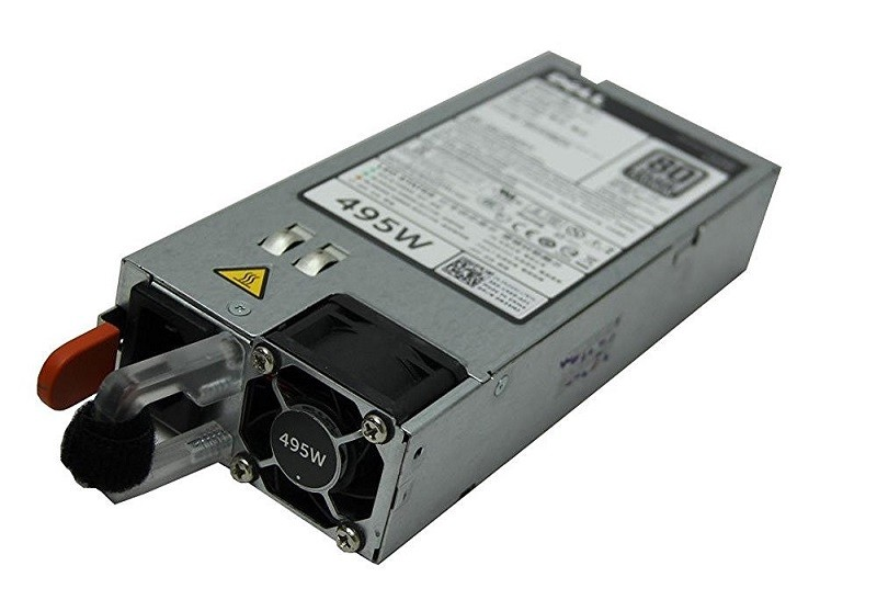 495W Dell Hot-Plug Power Supply For PowerEdge R530 R630 R730 450-AEBM