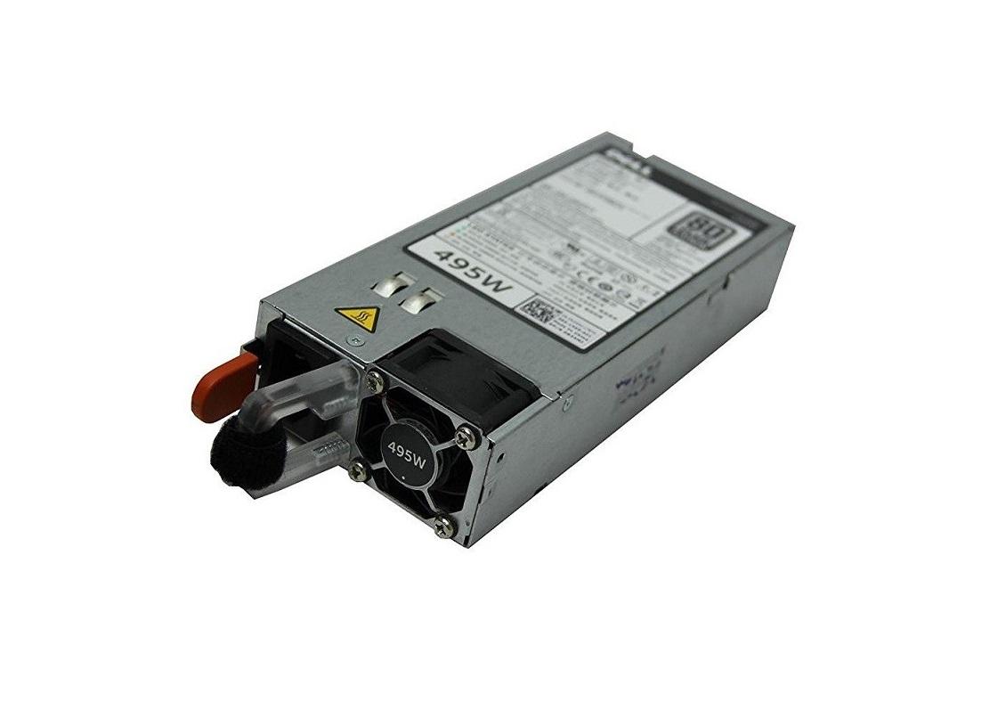 Genuine 495W Dell Hot-Plug Power Supply For PowerEdge R530 R630 R730 450-AEBM