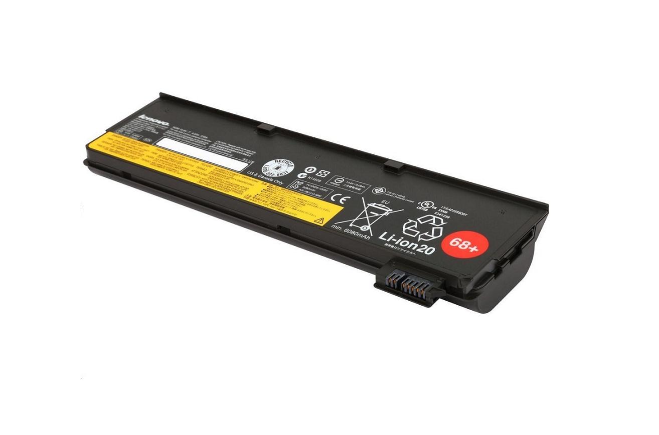 Lenovo Genuine ThinkPad 6-Cell 68+ 6600mAh Li-Ion Battery For T440S X240 W550s 0C52862