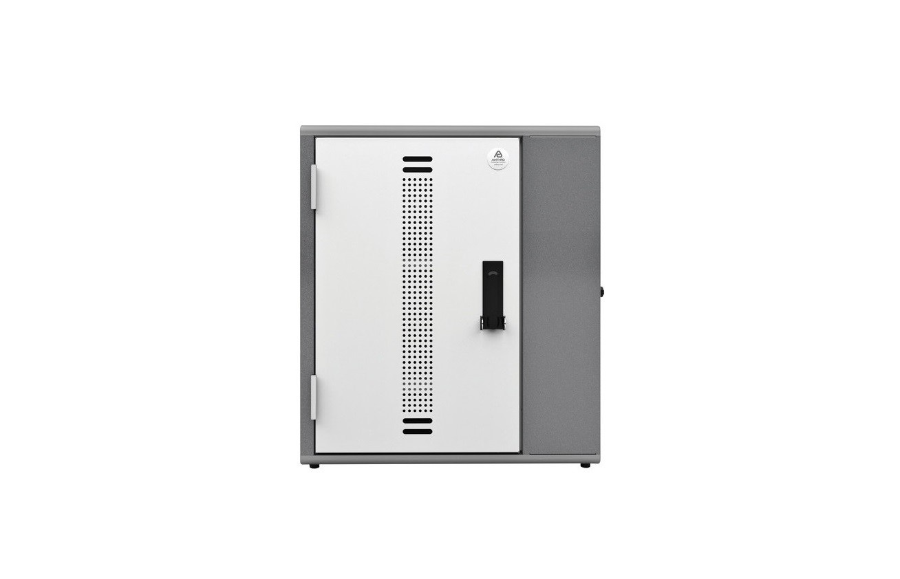 Ergotron Anthro Yes YES20 Charging Wall Cabinet Unit For 20 Tablets Yescabgmpw