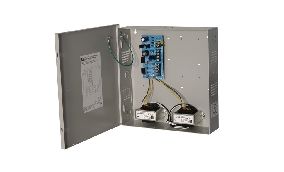 Altronix Power Converter 4-out CCTV Power Supply ALTV1224C4