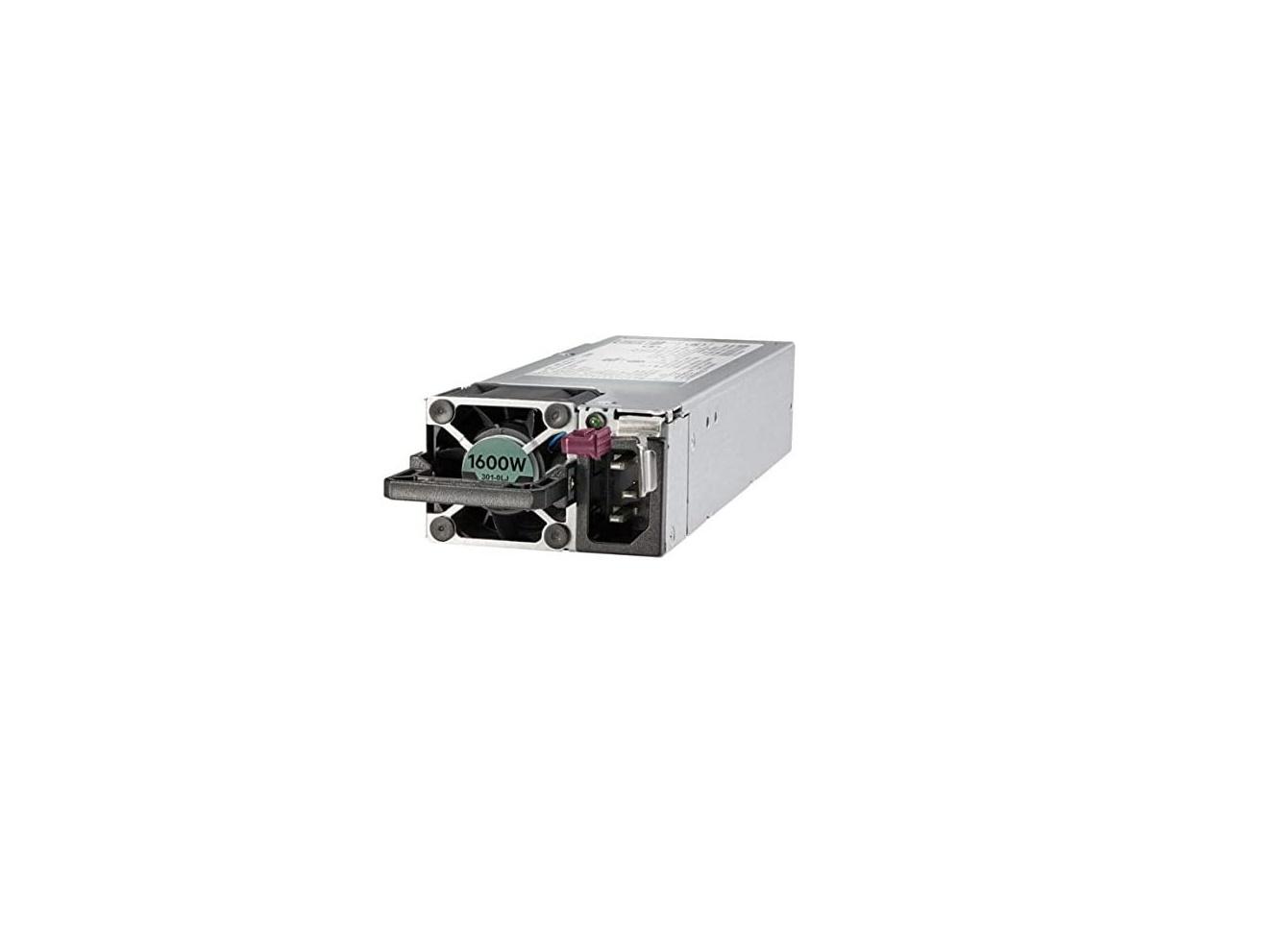 1600W HP 830272-B21 Flex Slot 80 Plus Platinum Hot Plug Power Supply 830272-B21