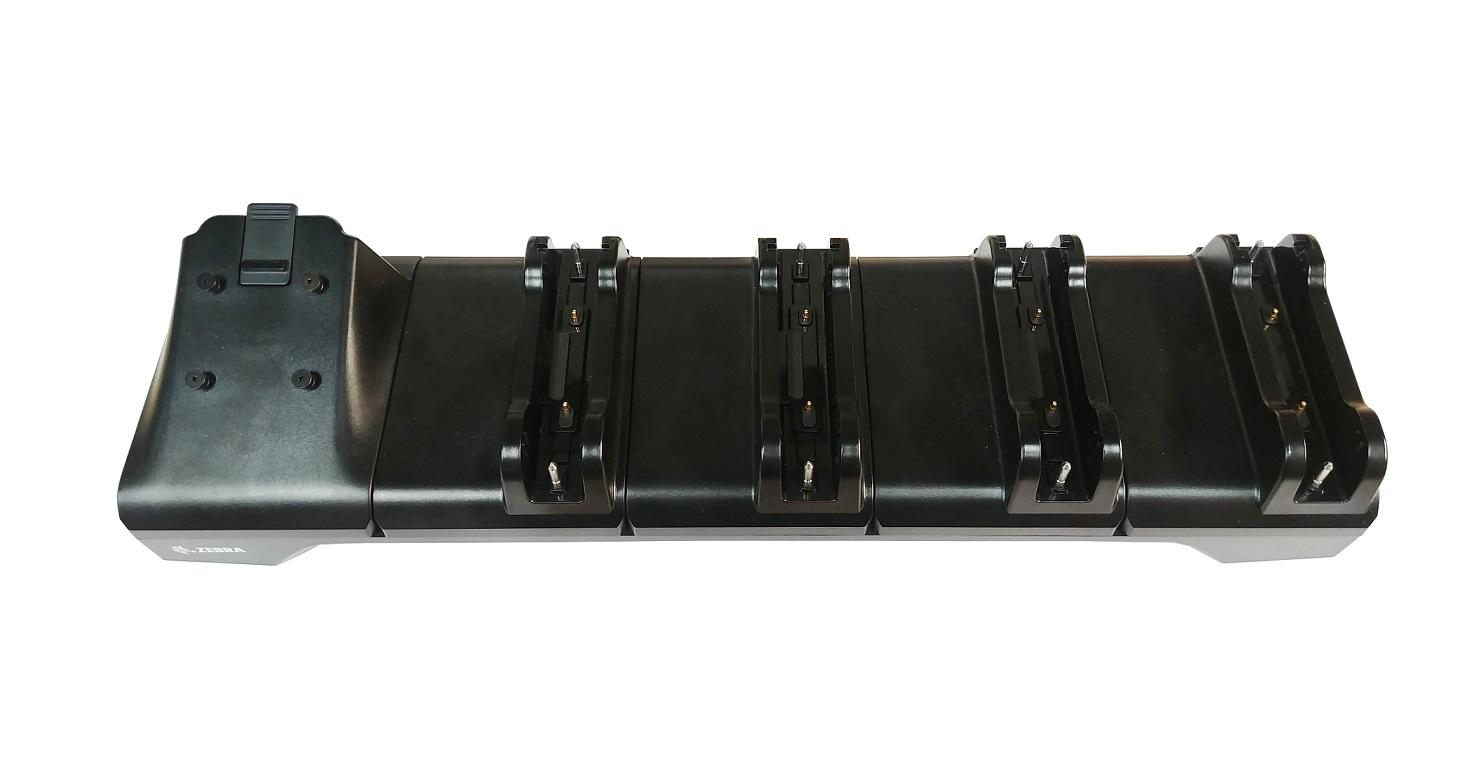 Zebra ET5X 4-Slot Charge Cradle For ET50 ET55 Tablet Cradle Only CRD-ET5X-SE4C01-01