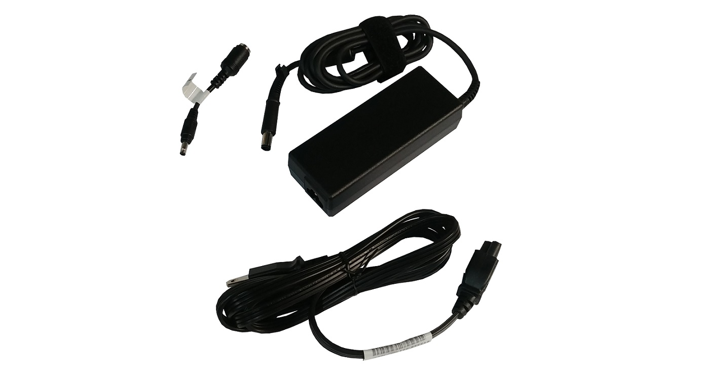 HP 90W Smart AC Adapter For Laptops G6H43AA#ABA