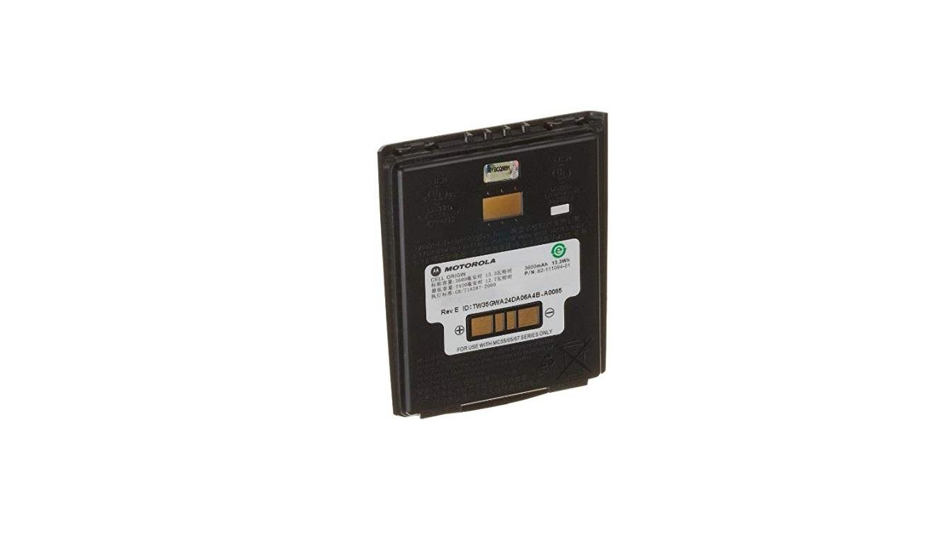 Motorola Symbol 3600mAh L-Ion Battery For MC65 MC67 MC55 BTRY-MC55EAB02
