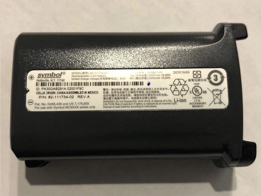 Symbol Original TC51 Healthcare 4300mAh Powerprecision+ Li-Ion Battery BTRY-TC51-43HC1-01