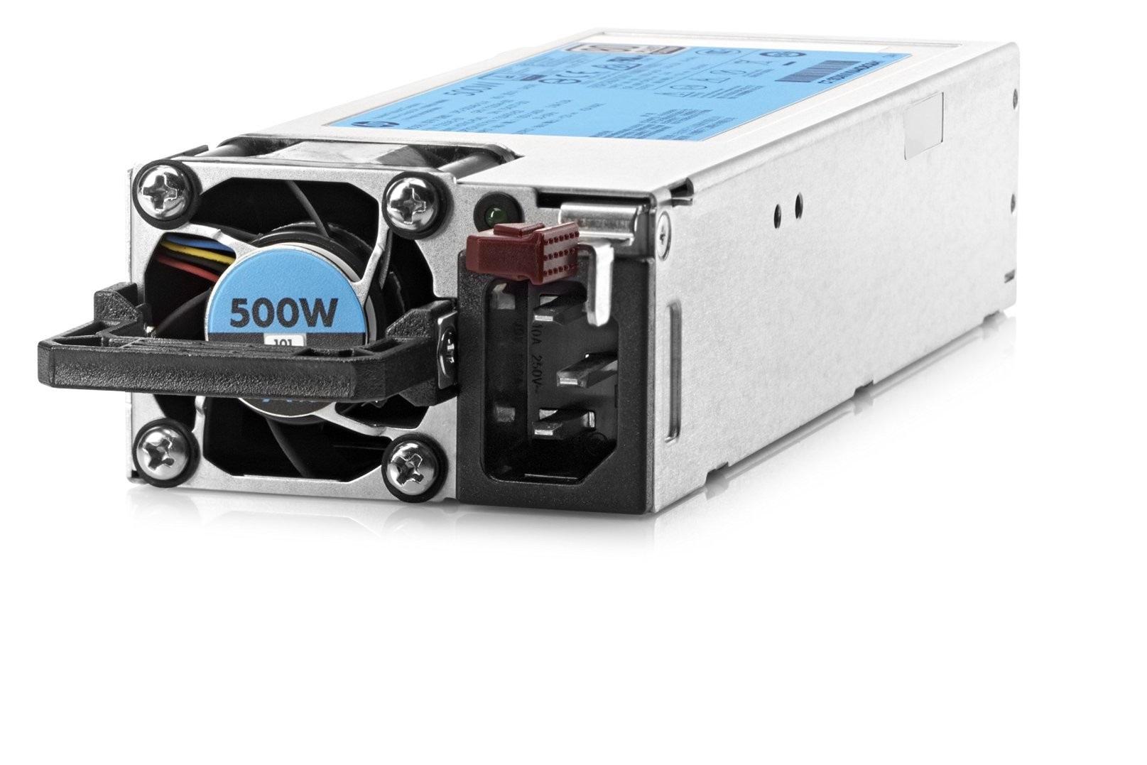 HP HPE Iss 720478-B21 500W Flex Slot Platinum Hot Plug Power Supply 720478-B21HPE